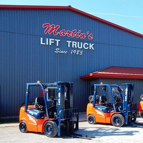 Martins Lift Truck